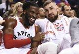 """Torontą palikęs D.Carrollas išsakė viską apie savanaudišką """"Raptors"""" žaidimą"""