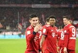 """""""Bayern"""" patvirtino, jog J.Rodriguezas paprašė leidimo išvykti"""