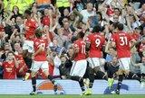 """L.Saha atskleidė, kokių dviejų žaidėjų trūksta """"Manchester United"""""""