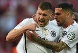 """Sensacija: """"Bayern"""" nugalėję """"Eintracht"""" tapo Vokietijos taurės savininkais"""