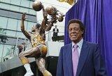 """Anapilin iškeliavo legendinis """"Lakers"""" krepšininkas"""