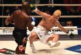 """Buvęs """"Bellator"""" čempionas: """"F.Mayweatherio ir T.Nasukawos kova buvo surežisuota"""""""