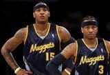 Penki ryškiausi NBA žvaigždžių duetai, kurie labiausiai susimovė