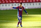 ESPN: geriausias puolėjas – L.Messi, treneris – J.Kloppas