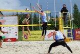 EEVZA paplūdimio tinklinio fiesta Rokiškyje baigėsi įspūdingu finalu tarp lietuvių ir rusų