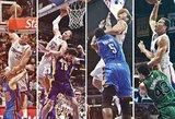 """Penki įsimintiniausi B.Griffino momentai """"Clippers"""" klube"""