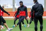 """K.Mbombo: """"Kai komandoje gera atmosfera, galima pasiekti puikių rezultatų"""""""