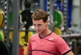 ATP 500 turnyro Šveicarijoje kvalifikacijoje – palankūs burtai R.Berankiui