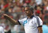 """J.Mourinho: """"Kaka ateitis """"Real"""" klube – neaiški"""""""
