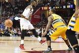 """""""Cavaliers"""" atrado fantastišką sudėtį ir iškovojo nesunkią pergalę"""