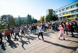 Vilniuje paminėta Europos mokyklų sporto diena