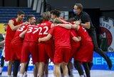 """Danijos treneris: """"Tai didžiausia pergalė Danijos krepšinio istorijoje"""""""