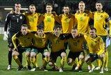 Lietuvos rinktinė pagerino poziciją FIFA reitinge