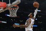 """L.Jamesas nori atsisakyti """"Lakers"""" lyderio vaidmens"""