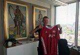V.Černiausko debiutas Bulgarijoje pažymėtas pirmąja CSKA klubo pergale