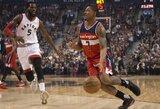 NBA krepšininkai atvirai: ką reiškia žaisti dvi dienas iš eilės?