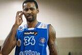"""""""Neptūne"""" neįsitvirtinęs legionierius įrodinėja, kad yra vertas žaisti NBA"""