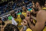J.Mačiulis nebuvo rezultatyvus, tačiau AEK iškovojo pergalę vienu tašku ir užsitikrino pirmą vietą grupėje