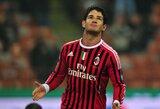 """D.Bonera tiki, kad A.Pato """"Milan"""" klube gali užimti Z.Ibrahimovičiaus vietą"""