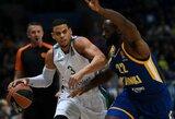 """""""Žalgirio"""" varžovų gretose – NBA žaidęs gynėjas"""