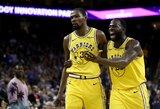 """K.Durantas: """"Warriors"""" komandoje nesijaučiau vienas iš vyrukų"""""""
