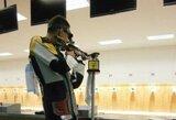 K.Girulis Europos šaudymo čempionate liko tarp autsaiderių