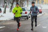 """Maratonininkas R.Kančys: """"Esu bėgęs termometrui rodant -25 laipsnius"""""""