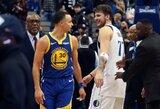 """NBA paskelbė """"Visų žvaigždžių"""" savaitgalio rungčių dalyvius"""