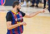 "Fantastiška ""Barcelona"" gynyba ir pratęsta pergalių serija"