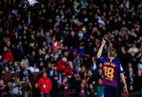 """""""Barceloną"""" į pergalę Ispanijoje vedė gynėjai"""