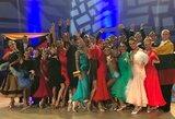 Lietuvos šokėjams – auksas Kinijoje ir sidabras Norvegijoje