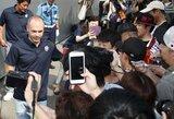 Futbolo beprotybė Japonijoje: Tokijo klubas ketina nusamdyti A.Iniestos antrininką, jog išparduotų visus bilietus į rungtynes
