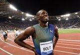 """Garsus lengvosios atletikos treneris S.Francisas: """"U.Boltas išgyvena karjeros nuosmukį"""""""