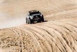 Tarp B.Vanago varžovų pasaulio taurės starte – geriausias šių metų Dakaro naujokas