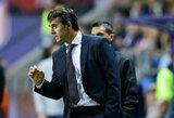 """Iš """"Real"""" išvarytas J.Lopetegui: """"Esu dėkingas klubui už suteiktą galimybę"""""""