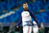 """Derybos tęsiasi: aiškėja S.Ramoso reikalavimai """"Real"""" klubui"""