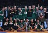 Paaiškėjo LRF taurės pusfinalio poros