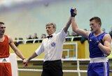Klaipėdoje paaiškėjo Lietuvos bokso čempionato nugalėtojai