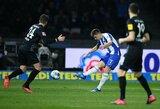 """Dėl vietos pirmajame Vokietijos penkete kovojanti """"Schalke"""" sužaidė lygiosiomis"""