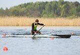 Šeši lietuviai kovos dėl pasaulio jaunių ir jaunimo baidarių ir kanojų irklavimo čempionato medalių