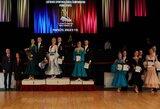 Trečias kartas nemelavo – prasidėjo Lietuvos sportinių šokių čempionatas: šeštadienį išrinkti pirmieji čempionai