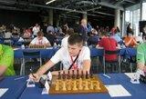 T.Stremavičiui – Europos jaunių šachmatų čempionato bronza