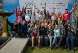 Moksleiviams – neeilinė Olimpinės dienos patirtis
