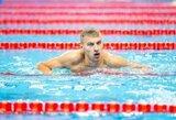 """G.Titenio rekordą du kartus gerinusiam A.Šidlauskui nepavyko įvykdyti olimpinio """"A"""" normatyvo"""