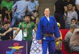 D.Piskunova pralaimėjo kovą dėl pasaulio jaunių dziudo čempionato bronzos