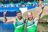 Penki Lietuvos baidarininkai ir kanojininkai pateko į pasaulio čempionato A finalus