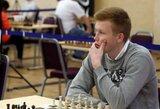 RTU greitųjų šachmatų turnyre – sidabras P.Pultinevičiui
