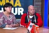 """""""UFC 229"""" kovos nematęs F.Jemeljanenka: apie kovą dėl vietos finale, Rusijos ir JAV santykius bei dabartinį savo svorį"""