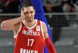 Kroatai nesugebėjo įveikti net Vengrijos