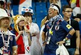 Japonų kilnumas: po skaudžios nesėkmės pasiliko arenoje susitvarkyti savo vietas
